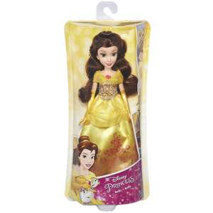 Disney Princess Royal Shimmer Belle Doll was £12.99 now £6.99 @ Amazon Prime Members Only