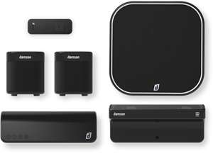 Damson 5.1.2 Dolby Atmos wireless Cinema system, free delivery from Damson Global £499.99