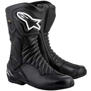 Top Quality Alpinestar SMX 6 V2  Goretex Sport/Touring Motorcycle Boot £167.99 @ Sportsbikeshop.com