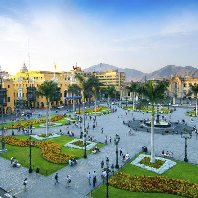 Return flight to Lima (Peru) / Caracas (Venezuela) or Guayaquil (Ecuador) £265 (Aug departures /Departing London) @ Skyscanner (PlusUltra)