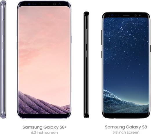 Samsung S8 - SIM Free - £399 @ smartphonecompany
