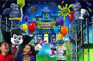 LEGOLAND Windsor has Slashed Pre-Booked Ticket Prices to Just £29 per person - Up to 21/05/2019