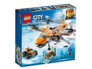 LEGO 60193 City Arctic Air Transport, Expedition  Helicopter Toy @ Amazon - £15 Prime / £19.49 non-Prime