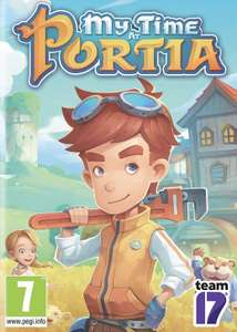 My Time at Portia Xbox one/PS4 (Nintendo Switch £23.95) @ thegamecollection