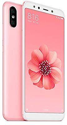 Xiaomi Mi A2 64GB Rose Gold & Black without Sim lock £138.72 @ Amazon Germany