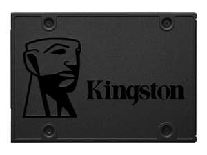 Kingston SSDNow A400 480GB SATA 6Gb/s SSD for £46.22 Delivered @ Btshop
