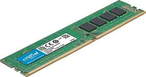 Crucial CT2K8G4DFS824A 16GB (8GB x 2) Memory Kit (DDR4, 2400M/s) £63.32(£57 w/fee free card) Delivered @ Amazon Germany
