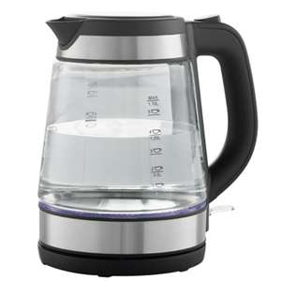 Fast Boil Glass Kettle - £20 @ Asda George (Free C&C)