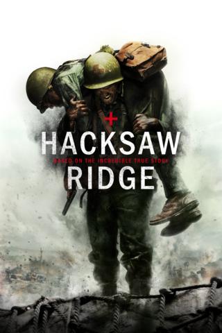 Hacksaw Ridge 4K Dolby Vision £3.99 @ iTunes
