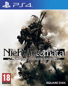NieR:Automata Game of the YoRHa Edition (PS4) £21.85 Delivered @ Shopto