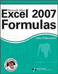 Excel 2007 Formulas (Mr. Spreadsheet′s Bookshelf) Paperback – 8 (used like new)