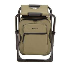 Fold Away Stool with Cool Bag & Backpack Straps £12.99 Delivered / 2 for £20.78 with code @ eBay / Mountainwarehouse
