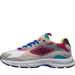 Umbro Womens D Jogger Trainers Multi 2 £44.98 delivered @ MandM Direct