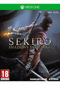 Sekiro: Shadows Die Twice (Xbox One) - £34.99 delivered @ Simply Games