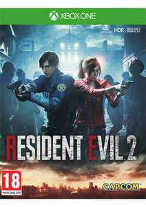 Resident Evil 2 - Remake (Xbox One) - £31.85 delivered @ Simply Games