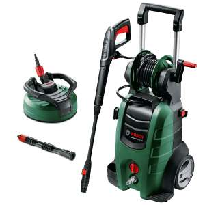 Bosch Advanced Aquatak 140 Pressure Washer with AquaSurf 280 Multi Surface Patio Cleaner for £189.99 Delivered @ Costco