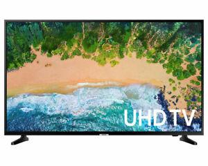 "Samsung UE43NU7020 43"" Ultra HD Smart 4K HDR TV *Free Delivery* - £319 @ cramptonandmoore eBay"