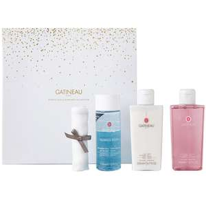 GATINEAU Gentle Silk Cleansing Collection Gift Set £16.90 + Free Delivery + Free gift on £30 spend @ Just My Look