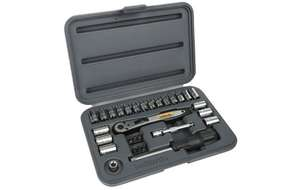 "Halfords 30 Piece Socket Set 1/4"" less than half price at £11.00p Free C&C"