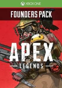 Apex Legends Founders Pack Xbox One (2000 Apex coins + skins) £12.99 @ CDkeys