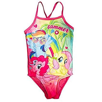 78aa6dfc5181b Lora Dora Girls Character Swimsuit Girls Sports & Outdoors
