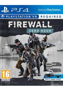 Firewall Zero Hour (PSVR/PS4) £13.99 Delivered @ Simply Games