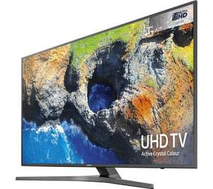 "SAMSUNG UE40MU6470U 40"" Smart 4K Ultra HD HDR LED TV - £179 @ Currys"