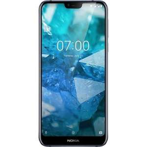 """Nokia 7.1 Sim Free Unlocked - Blue (32GB / 3GB RAM / Snapdragon 636 / 5.8"""" Screen) £139 Delivered at fonehouse"""