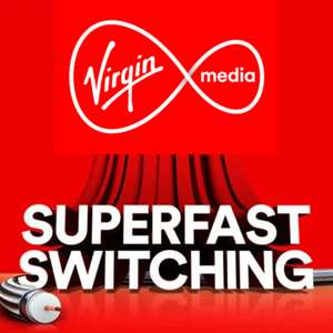 Virgin Media Offer - Full House Bundle £45pm x 12 Months - Total Cost £540 (With Potential £225 topcashback plus Samsung Gear Sport Watch)