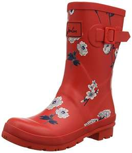 Joules Women's Molly Welly Wellington Boots - RRP £44.95 / now £19.95 at Amazon Prime / £24.44 non-Prime