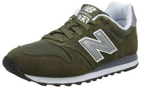 New Balance Men's 373 Core Trainers - Olive Green - RRP £57 / NOW from £38 Delivered at Amazon