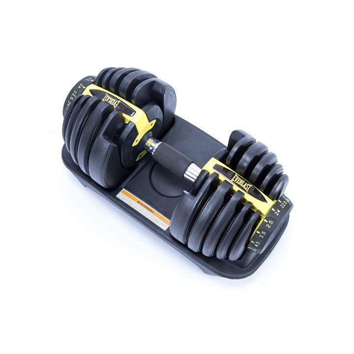 Everlast Adjustable Dumbell Selector 40KG Delivered £154.98 @ Sports Direct