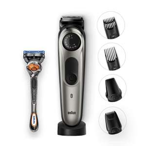 Braun BeardTrimmer BT7040 Beard Trimmer and Hair Clipper @ Amazon Deal Of The Day £39.99 Delivered