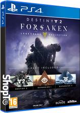 Destiny 2: Forsaken Legendary Collection inc Cayde Stash DLC + Destiny 2 Traveller Stressball (PS4) £12.85 Delivered @ Shopto