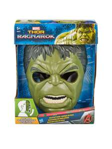 Marvel Thor Ragnorok Hulk Out Mask NOW £9.99 FREE Click and Collect at Very