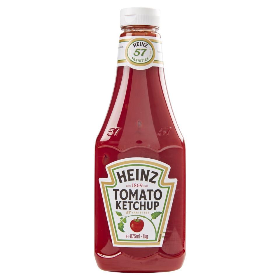 Heinz Tomato Ketchup 1kg for £2 @ Asda