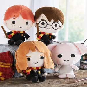 Harry Potter Event - prices from £1.99  instore 19th May / online at Aldi from eg Plush £5.99 / Duvet Set £12.99 / Scarf Knit Set £3.99