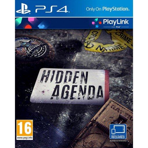 Hidden agenda ps4 only £2 at Asda instore (Peterlee)