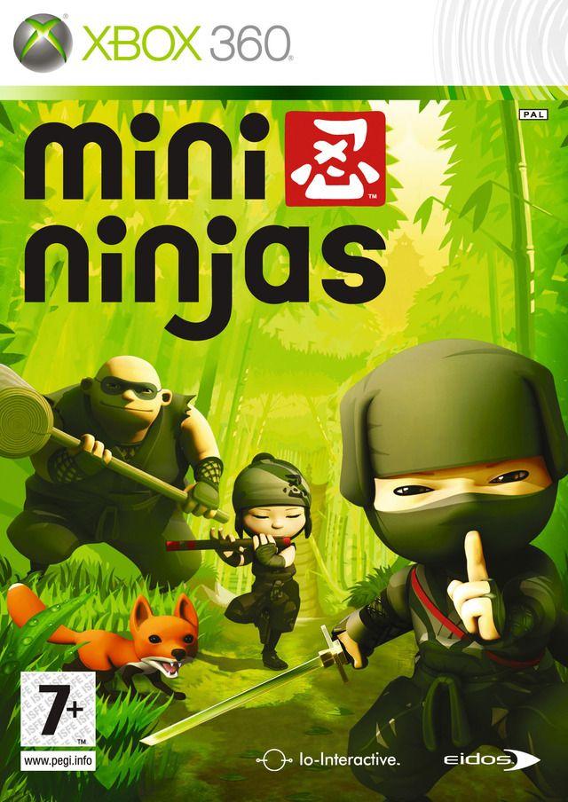 Mini Ninjas (Xbox 360) £1.49 @ Xbox.com