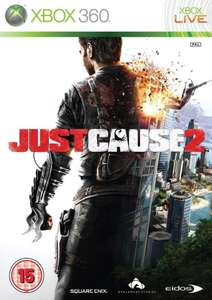 Just Cause 2 (Xbox One BC/360) £1.19 @ Xbox.com