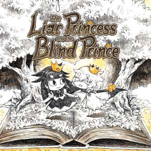 [PS Plus Members] PlayStation®4 Theme & Set of 24 Avatars - The Liar Princess and the Blind Prince