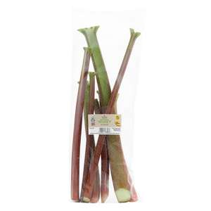 500g of Wonky fresh in season rhubarb £1 online and in store @ Morrisons