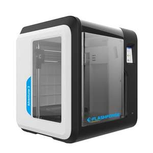 Flashforge Adventurer 3D Printer £199 Delivered @ Box [Enclosed / Toucscreen / Wifi / Remote Camera Viewing]