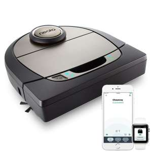 Neato Robotics  D701 Robot vacuum cleaner with charging station. £449.99 from Amazon.