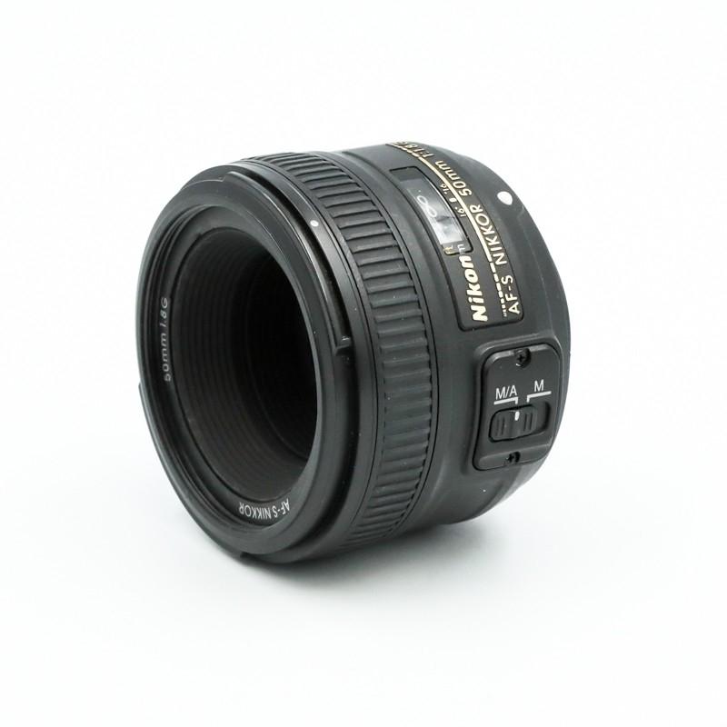 USED Excellent+ NIKON AF-S 50MM F1.8G Lens £119.00 @ dalephotographic