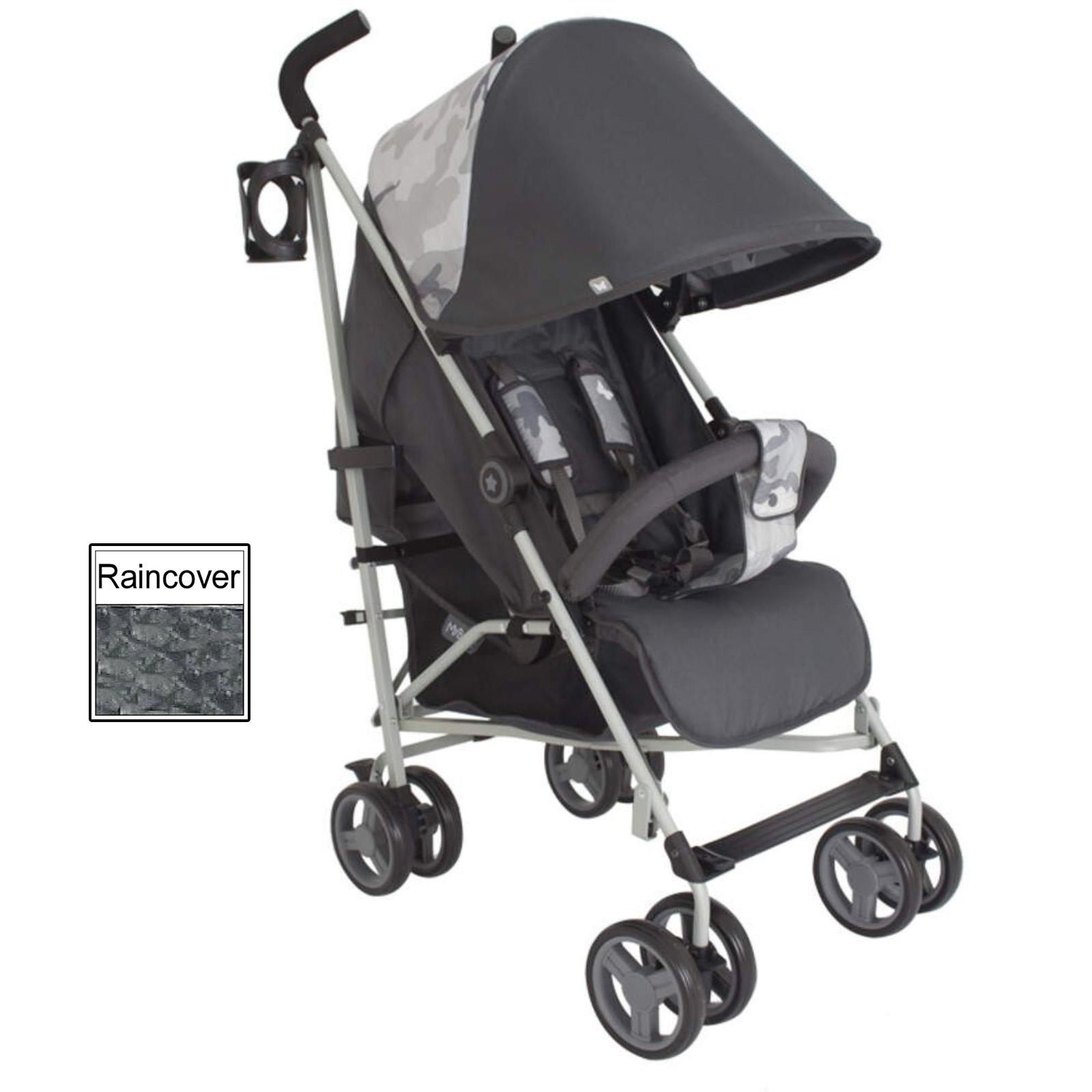 My Babiie MB02 Stroller *Katie Piper Believe Collection* - Grey Camo £59.99 Online4baby