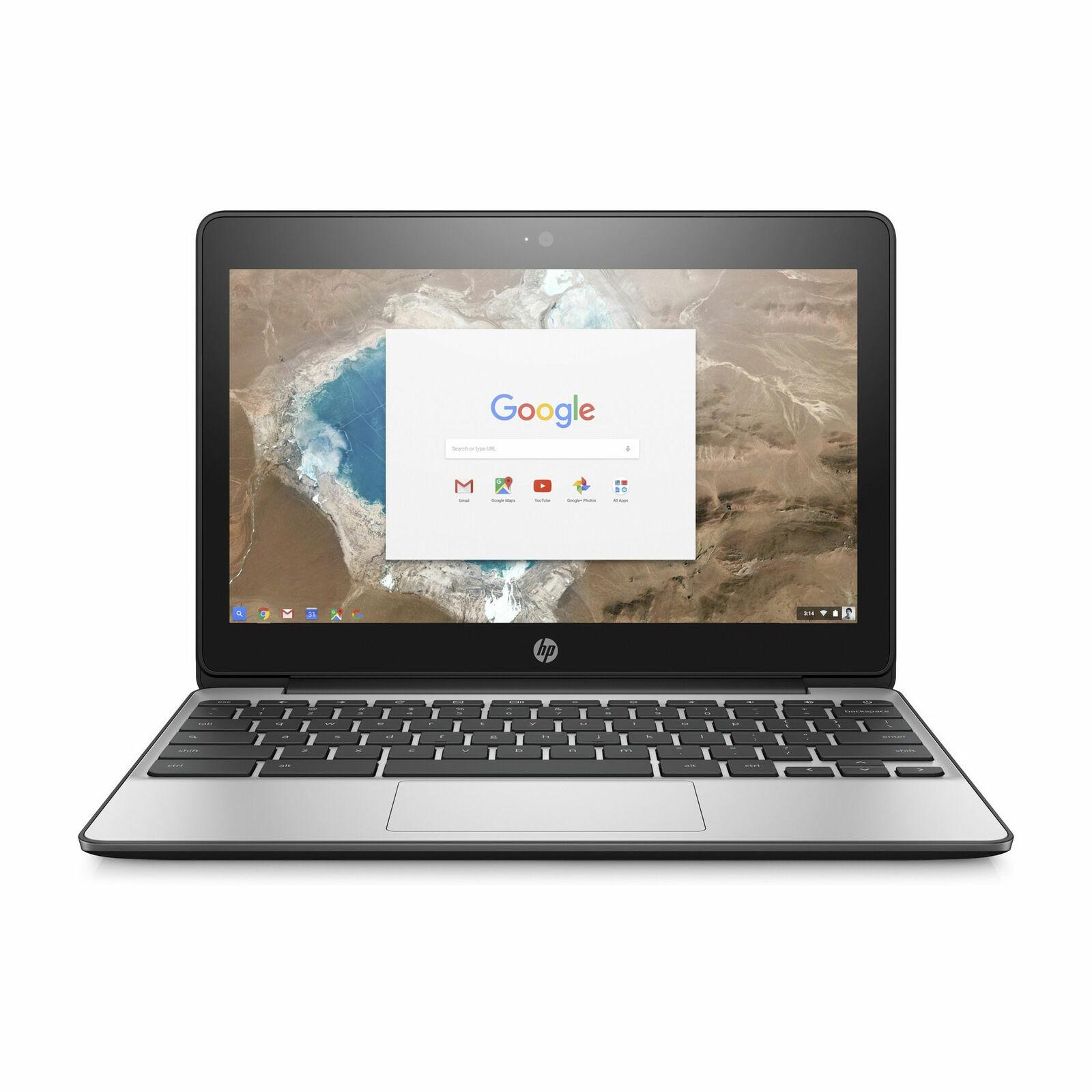 "HP Chromebook 11 G5 11.6"" Touchscreen Laptop N3060 / 4GB RAM / 16GB £171.99 @ eBay / laptopoutletdirect"