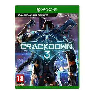 Crackdown 3 (Xbox One) £13.99 / Far Cry New Dawn (PS4/Xbox One) £17.99 Delivered (Ex-Rental) @ Boomerang via eBay