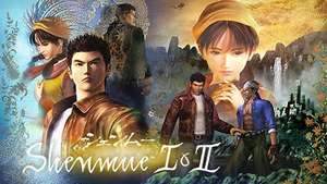 [Steam] Shenmue I & II - £10.79 - Fanatical