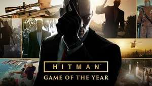 [Steam] Hitman Game of the Year Edition - £7.64 - Fanatical